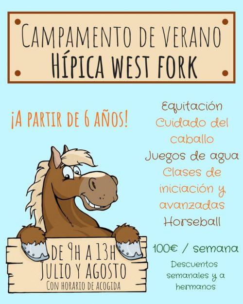 Cmpamentos de Hipica - WestFork